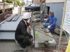 札幌市 Mマンション 鉄骨階段改修工事015.jpg