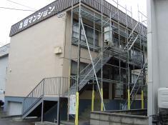 札幌市 Mマンション 鉄骨階段改修工事019.jpg