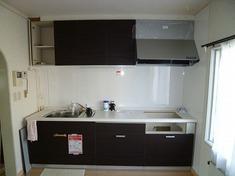 新しいキッチンで快適に!