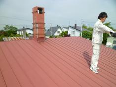 南幌町「S様邸」屋根修繕工事006.jpg