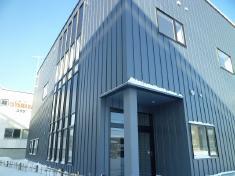 東区「鉄骨事務所兼倉庫」設計・完了検査005.jpg