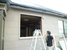南幌町「千成邸」網戸+窓改修工事005.jpg