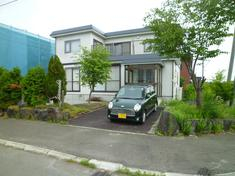 南幌町T邸カーポート新設工事001.jpg