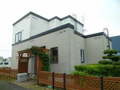 南幌町「玉寄邸」外壁塗装他工事002.jpg