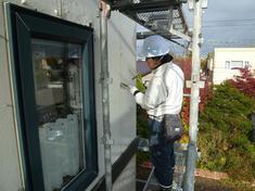 南幌町「玉寄邸」外壁塗装他工事013.jpg