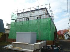 南幌町「玉寄邸」外壁塗装他工事022.jpg