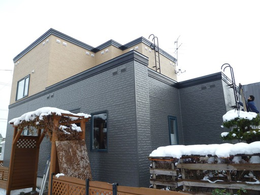 南幌町「玉寄邸」外壁塗装他工事035.jpg